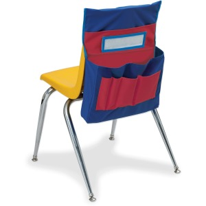 Pacon Chair Storage Pocket Chart