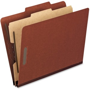 Pendaflex Pressboard Cover Classification Folders