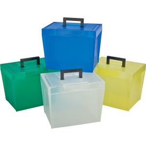 Pendaflex File Box with Handles