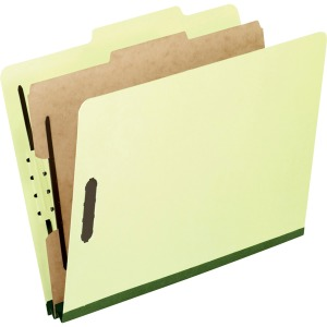 Pendaflex Legal Size Pressboard Classification Folders