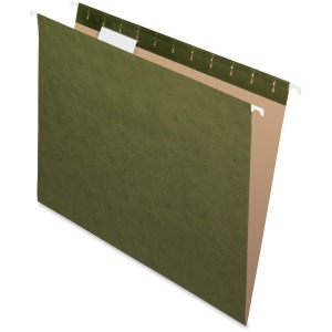 Pendaflex Reinforced 1/5Cut Hanging Folder