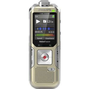 Philips Voice Tracer DVT6510 Digital Voice Recorder