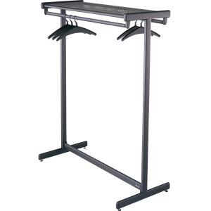 Quartet Double-Sided Garment Rack - Freestanding