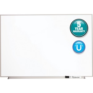 "Quartet Matrix® Magnetic Modular Whiteboards, 34"" x 23"", Silver Aluminum Frame"