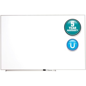"Quartet Matrix® Magnetic Modular Whiteboards, 48"" x 31"", Silver Aluminum Frame"