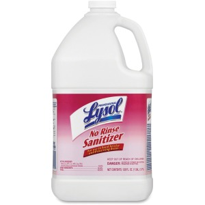 Lysol Professional No Rinse Sanitizer