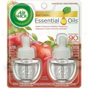 Air Wick Apple Scented Oil