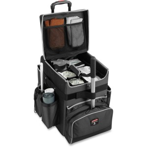 Rubbermaid Commercial Medium Executive Quick Cart