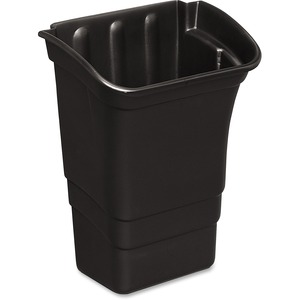 Rubbermaid Commercial Executive Service Cart Refuse Bin