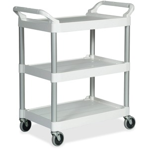 "Rubbermaid Commercial 4"" Caster Utility Cart"