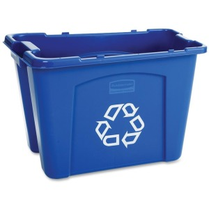 Rubbermaid Commercial 14-gallon Recycling Box
