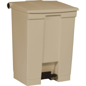 Rubbermaid Commercial Mobile Step-On Container