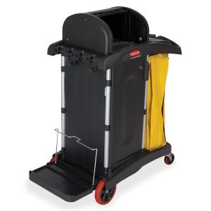 Rubbermaid Commercial High Security Cleaning Cart