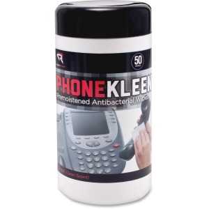 Read Right PhoneKleen Antibacterial Wipes