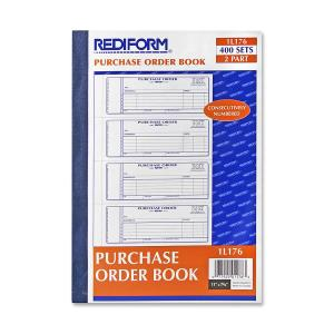 Rediform 2-Part Purchase Order Book