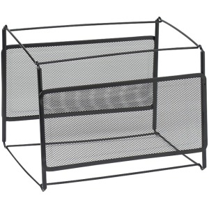 Rolodex Mesh Desktop File Frame Holder