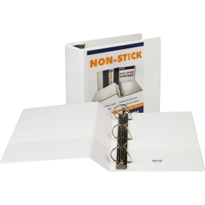 Samsill Non-stick View D-Ring Binder