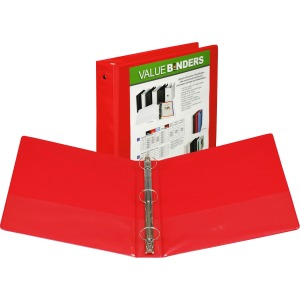 Samsill Economy Round Ring View Binders