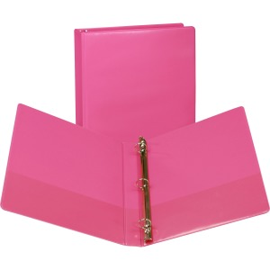 Samsill Earth's Choice Fashion Color View Binders
