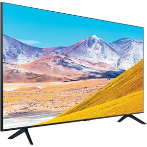 "Samsung Crystal UN75TU8000F 74.5"" Smart LED-LCD TV - 4K UHDTV - Black"