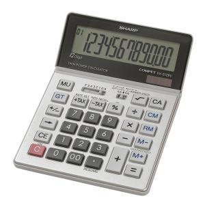 Sharp Calculators VX-2128V 12-Digit Commercial Desktop Calculator