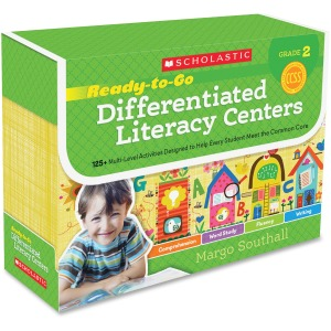 Scholastic Res. Grade 2 RTG Differentiated Literacy Center