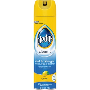 Pledge Dust/Allergen Furniture Spray