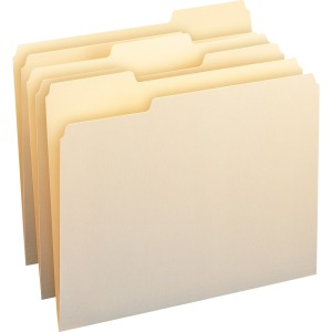 Smead CutLess® Folders