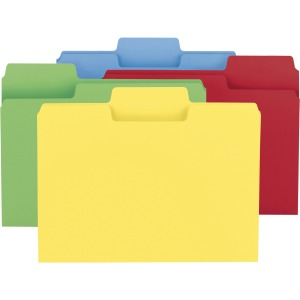 Smead SuperTab® Heavyweight File Folders