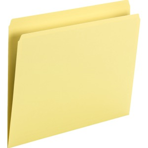Smead Top Tab Colored Folders