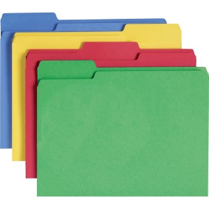 Smead CutLess File Folders