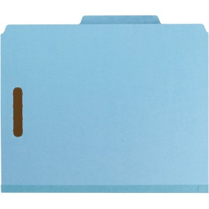 Smead 100% Recycled Classification Folders
