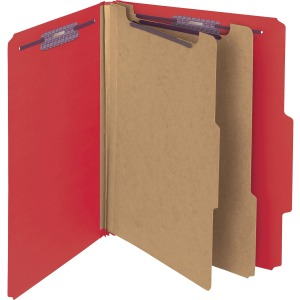 Smead SafeSHIELD Fastener Press Guard Letter Folders