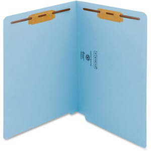 Smead WaterShed®CutLess® End Tab Fastener Folders