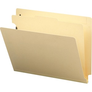 Smead Classification Folders with Reinforced Tab