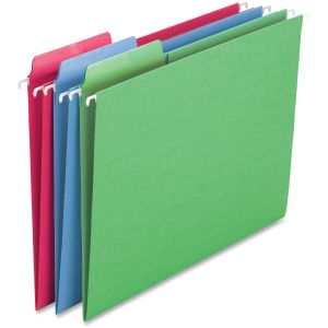 Smead Erasable FasTab® Hanging Folders