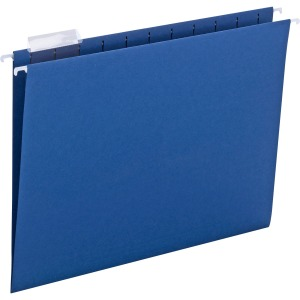 Smead Colored Hanging Folders with Tabs