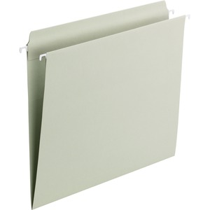 Smead FasTab Straight-cut Tab Hanging Folders