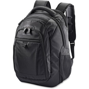 "Samsonite Tectonic 2 Carrying Case (Backpack) for 15.6"" Notebook - Black"