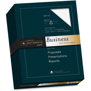 Southworth 100% Cotton Business Paper