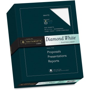 Southworth Diamond White Business Paper