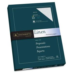 Southworth P554CK Laser, Inkjet Fine Art Paper - 55% Recycled