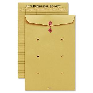 Sparco String/Button Inter-Department Envelopes
