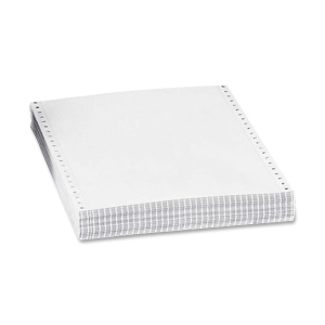Sparco Dot Matrix Print Carbonless Paper