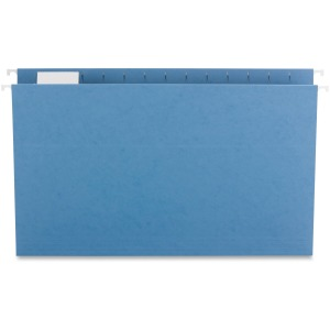 Sparco 1/5-cut Tab Slots Colored Hanging Folders