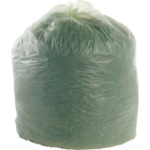 Stout EcoSafe Compostable Trash Bags