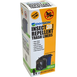 Stout Insect Repellent Trash Liners