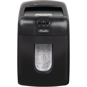 Swingline® Stack-and-Shred™ 130M Auto Feed Shredder