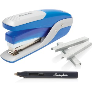 Swingline Quick Touch Stapler Value Pack