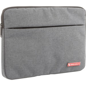 "Swiss Mobility Carrying Case (Sleeve) for 13.3"" Notebook, Tablet - Gray"